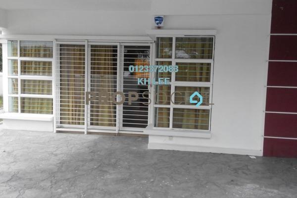 For Rent Terrace at Alam Nusantara, Setia Alam Freehold Unfurnished 3R/2B 1.8k