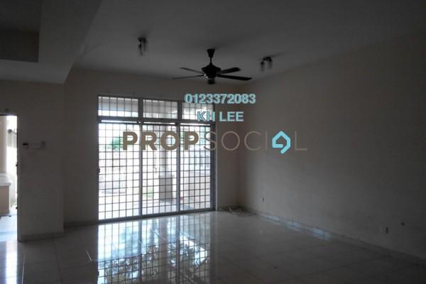 For Rent Terrace at Alam Nusantara, Setia Alam Freehold Unfurnished 4R/3B 1.3k