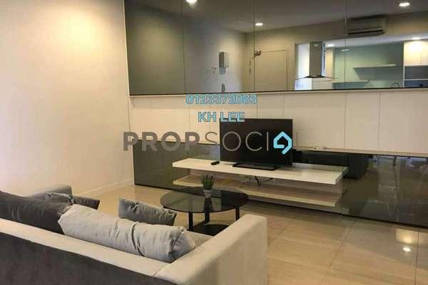 For Sale Serviced Residence at Eve Suite, Ara Damansara Freehold Fully Furnished 1R/1B 490k