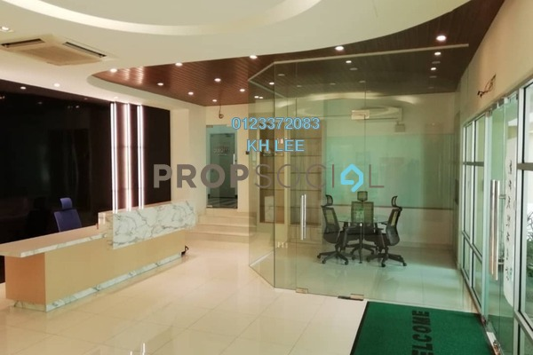 For Sale Shop at Setia Avenue, Setia Alam Freehold Semi Furnished 0R/0B 4.2m