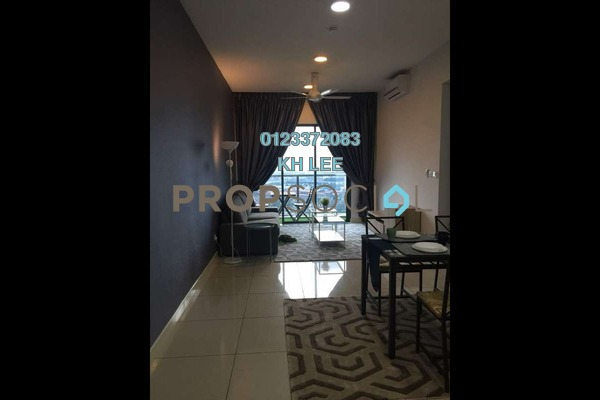 For Rent Serviced Residence at Sunway Geo Residences 2, Bandar Sunway Freehold Fully Furnished 3R/2B 4k