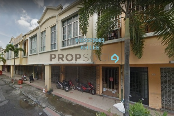 For Sale Shop at Taman Kota Pendamar, Port Klang Freehold Unfurnished 0R/0B 538k
