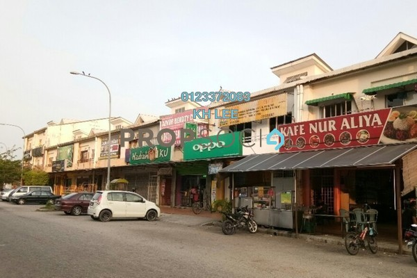 For Rent Shop at Kemuning Greenville, Kota Kemuning Freehold Unfurnished 0R/0B 3k