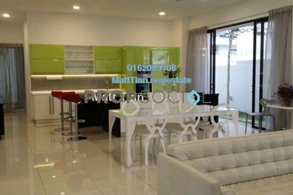 For Sale Bungalow at Twin Palms, Kemensah Freehold Fully Furnished 4R/4B 2.4m