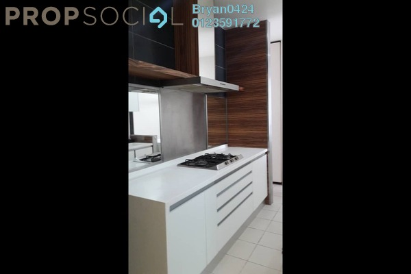 For Sale Condominium at Park Seven, KLCC Freehold Fully Furnished 3R/5B 3.61m