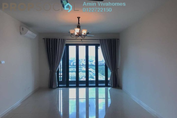 For Rent Condominium at The Reach @ Titiwangsa, Setapak Freehold Fully Furnished 3R/3B 3.5k