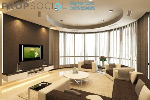 For Rent Condominium at 11 Mont Kiara, Mont Kiara Freehold Fully Furnished 4R/4B 15k