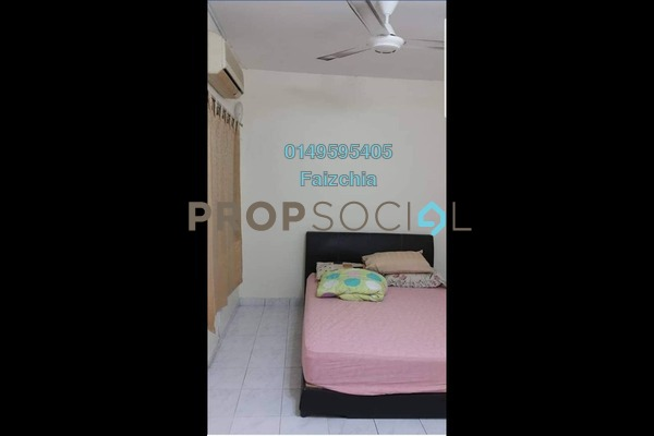For Rent Apartment at Paradesa Tropika, Bandar Sri Damansara Freehold Fully Furnished 3R/2B 1.25Ribu