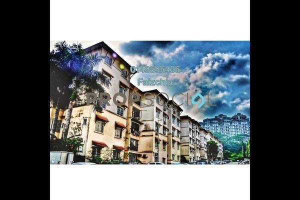 For Rent Condominium at Indah Condominium, Damansara Damai Freehold Unfurnished 3R/2B 1k