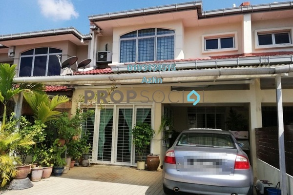For Sale Terrace at Section 6, Kota Damansara Freehold Semi Furnished 4R/3B 920k