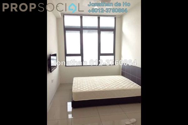 For Rent SoHo/Studio at Centrestage, Petaling Jaya Leasehold Fully Furnished 1R/1B 1.3k
