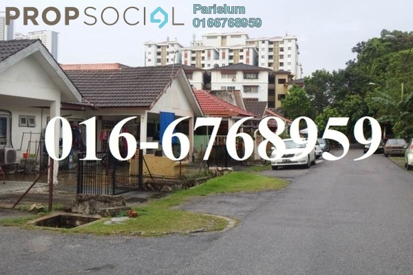 For Sale Terrace at Taman Cheras Utama, Cheras South Leasehold Unfurnished 3R/2B 300k