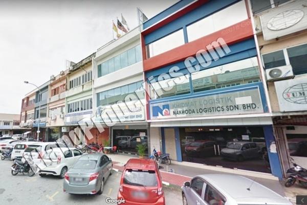 For Sale Shop at Perdana Industrial Park, Port Klang Freehold Unfurnished 0R/0B 880k