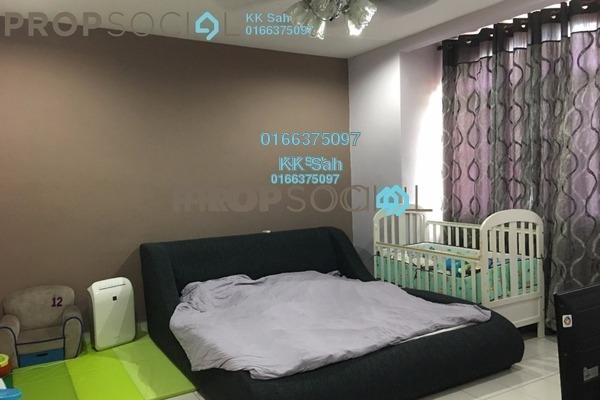 For Sale Terrace at Bandar Puteri Klang, Klang Freehold Fully Furnished 4R/3B 528k