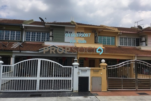 For Sale Link at Taman Taming Emas, Kajang Freehold Semi Furnished 5R/3B 688k