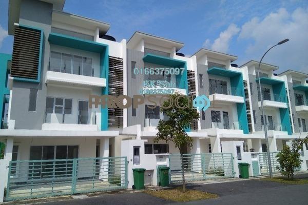 For Sale Superlink at Kajang East, Semenyih Freehold Unfurnished 5R/4B 650k