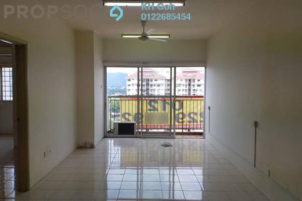 For Rent Condominium at Plaza Medan Putra, Bandar Menjalara Freehold Semi Furnished 3R/2B 1k