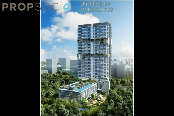 For Sale Condominium at Inwood Residences, Pantai Leasehold Fully Furnished 2R/2B 998k