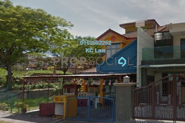 For Rent Terrace at Saujana Damansara, Damansara Damai Freehold Unfurnished 4R/3B 2.2k
