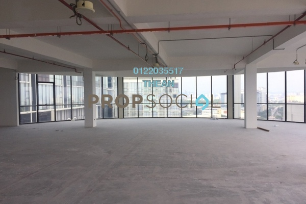 For Rent Office at Empire Subang, Subang Jaya Freehold Unfurnished 0R/0B 11.8k