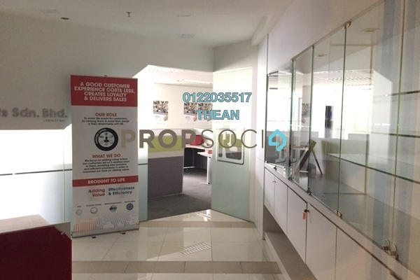 For Rent Office at Empire Subang, Subang Jaya Freehold Semi Furnished 0R/0B 27.4k