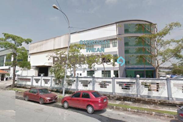For Rent Factory at Berjaya Park, Shah Alam Freehold Unfurnished 0R/0B 87k
