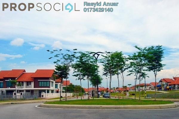 For Sale Terrace at Tari, Alam Impian Freehold Semi Furnished 5R/5B 870k