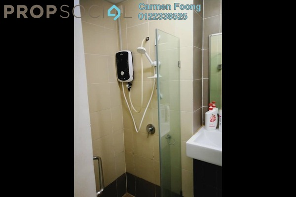 For Rent Condominium at Centrestage, Petaling Jaya Freehold Semi Furnished 3R/2B 1.6k