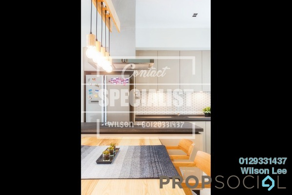 For Sale Condominium at EcoSky, Jalan Ipoh Freehold Semi Furnished 3R/2B 720k