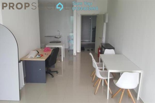For Rent Condominium at Skyvilla @ D'Island, Puchong Freehold Fully Furnished 3R/2B 2k