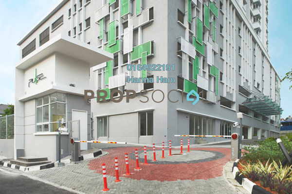 For Rent Condominium at Pulse, Gelugor Freehold Unfurnished 3R/2B 1.1k
