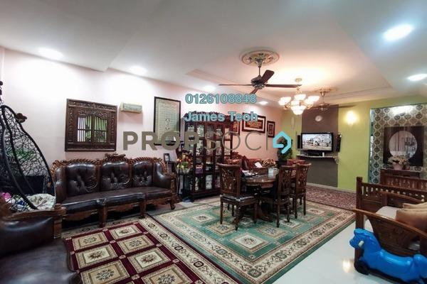 For Sale Terrace at Bandar Putera Klang, Klang Freehold Semi Furnished 4R/3B 428k
