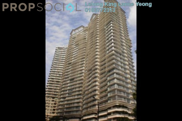 For Sale Condominium at Idaman Residence, KLCC Freehold Unfurnished 4R/4B 1.44m