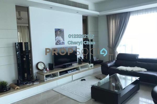 For Rent Condominium at 10 Mont Kiara, Mont Kiara Freehold Fully Furnished 4R/5B 11k