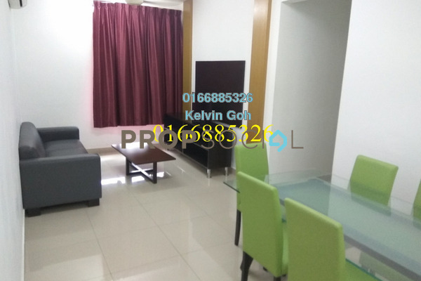 For Rent Condominium at The Arc, Cyberjaya Freehold Fully Furnished 3R/2B 1.2k