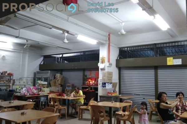 For Sale Shop at Lintang Angsana, Farlim Freehold Unfurnished 0R/2B 550k