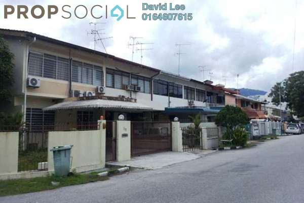 For Sale Terrace at Taman Greenview, Green Lane Freehold Fully Furnished 5R/4B 1.36m