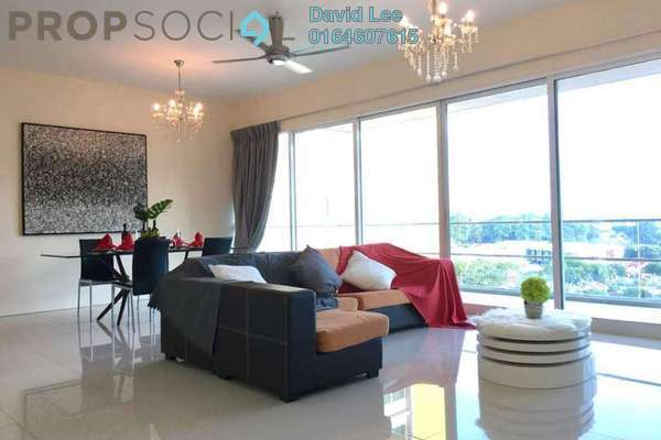 For Sale Condominium at Central Park, Green Lane Freehold Fully Furnished 4R/5B 1.29m