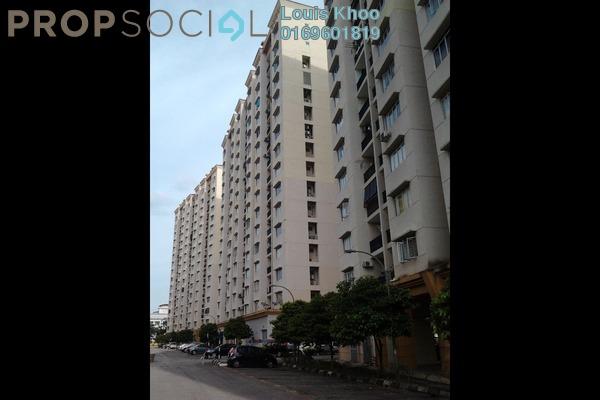 For Sale Condominium at Sri Pandan, Pandan Indah Freehold Semi Furnished 3R/2B 370k