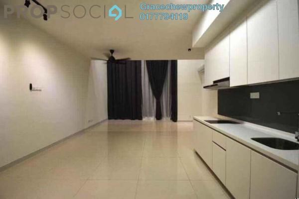 For Rent Condominium at Bora Residences, Danga Bay Freehold Fully Furnished 2R/1B 1.58k