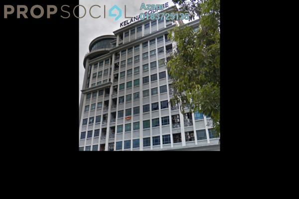 For Rent Office at Kelana Square, Kelana Jaya Freehold Fully Furnished 1R/1B 2.2k