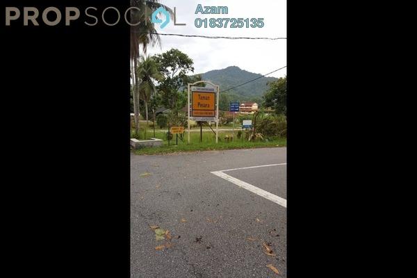 For Sale Land at Pekan Kuala Kubu Bharu, Selangor Leasehold Semi Furnished 0R/0B 250k