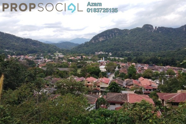 For Sale Land at Taman Melawati, Melawati Freehold Unfurnished 0R/0B 1.49m