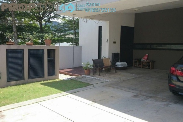 For Sale Superlink at 20trees, Melawati Freehold Semi Furnished 5R/6B 2.3m