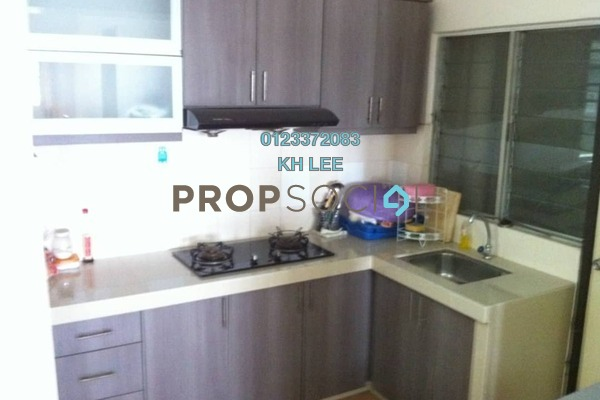 For Sale Serviced Residence at Rhythm Avenue, UEP Subang Jaya Freehold Fully Furnished 2R/2B 348k