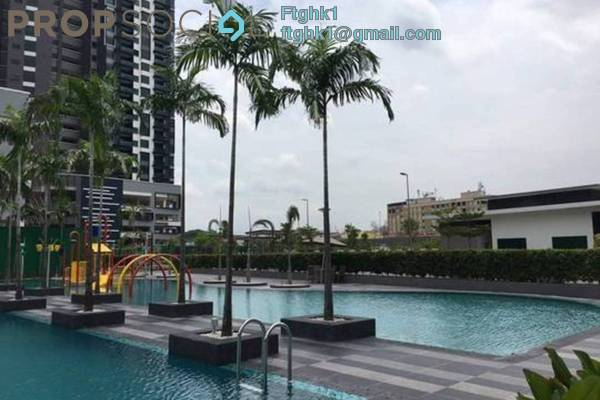 For Rent Condominium at The Vyne, Sungai Besi Freehold Fully Furnished 2R/2B 1.2k