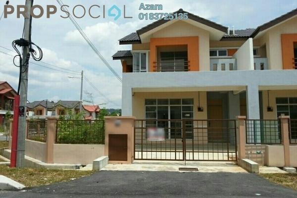 For Sale Terrace at Seri Pristana, Sungai Buloh Freehold Unfurnished 4R/3B 699k