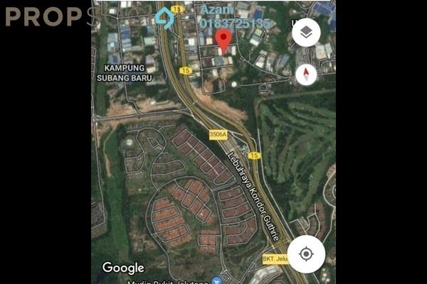 For Sale Land at Kampung Baru Subang, Shah Alam Freehold Unfurnished 1R/1B 3.3m