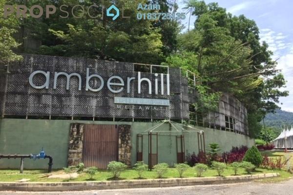 For Sale Land at Taman Melawati, Melawati Freehold Unfurnished 0R/0B 1.6m