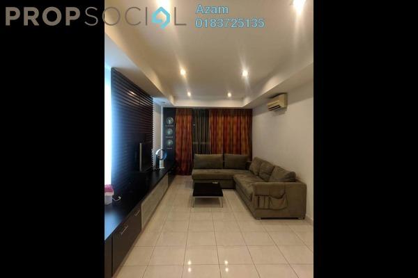 For Sale Condominium at Dataran Prima Condominium, Kelana Jaya Freehold Semi Furnished 2R/2B 700k